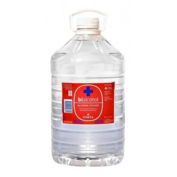 Bialcohol Porta Alcohol Etilico 70% Vol. 5L