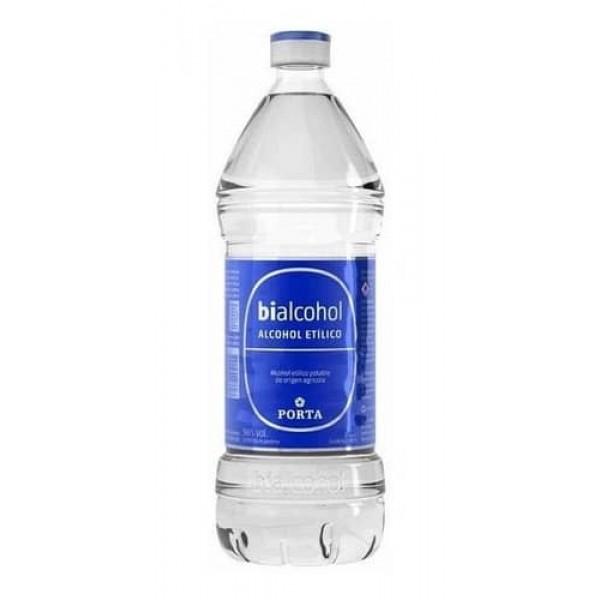 Bialcohol Porta Alcohol Etilico 96% Vol. 1L