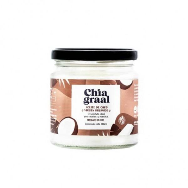 Chiagraal Aceite de Coco Virgen 180ml