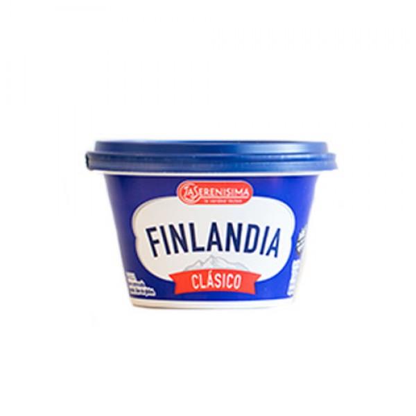 Finlandia Queso Untable Clasico 180gr