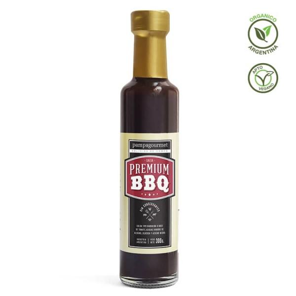 Pampagourmet Salsa Premium BBQ 300gr