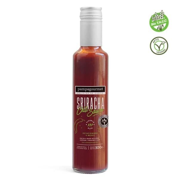 Pampagourmet Salsa Sriracha Chili Sauce 300gr