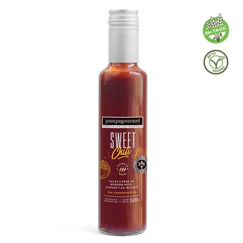 Pampagourmet Salsa Sweet Chili 320gr
