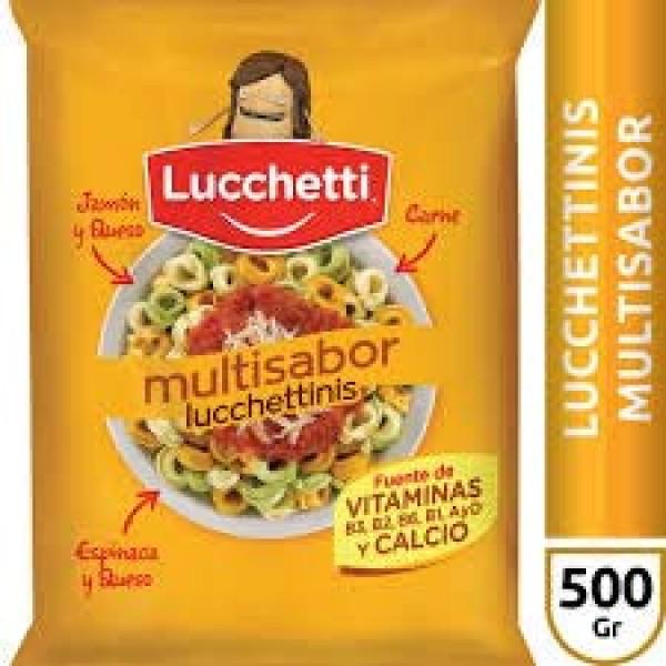 Lucchetti Cappellettis Multicolores Lucchettinis 500gr