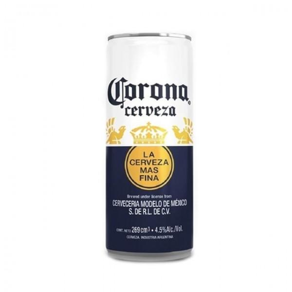 Corona Cerveza Lata 269ml