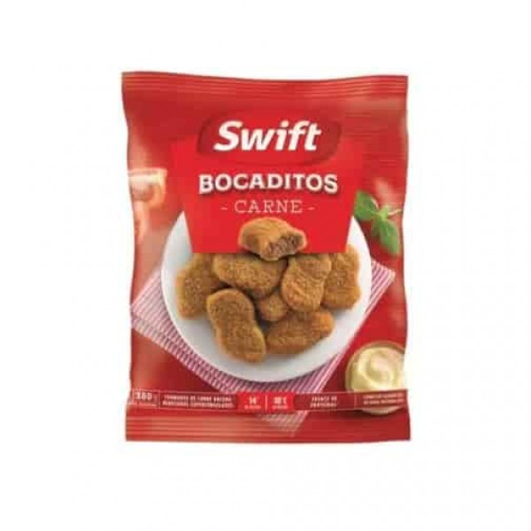 Swift Bocaditos De Carne 380gr
