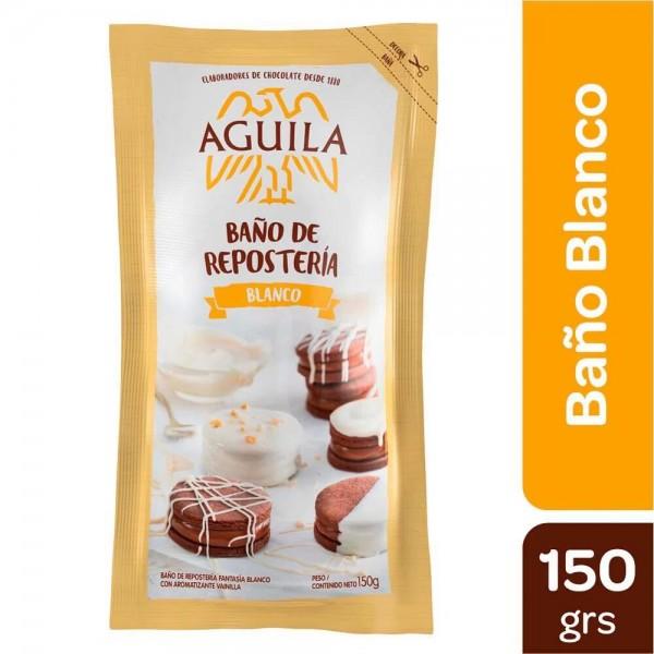 Aguila Baño de Reposteria Chocolate Blanco 150gr