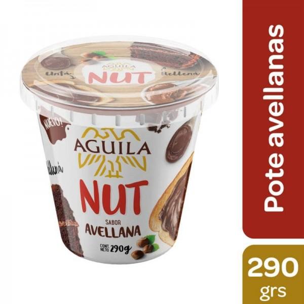 Aguila Nut Baño De Reposteria Sabor Avellana 290gr