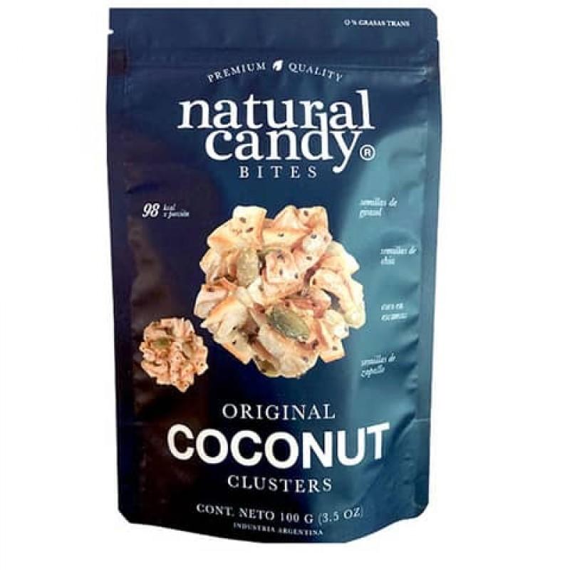 Natural Candy Bites Original Coconut 100gr