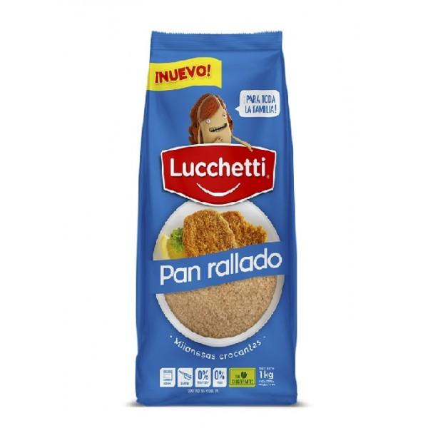 Lucchetti Pan Rallado 1kg