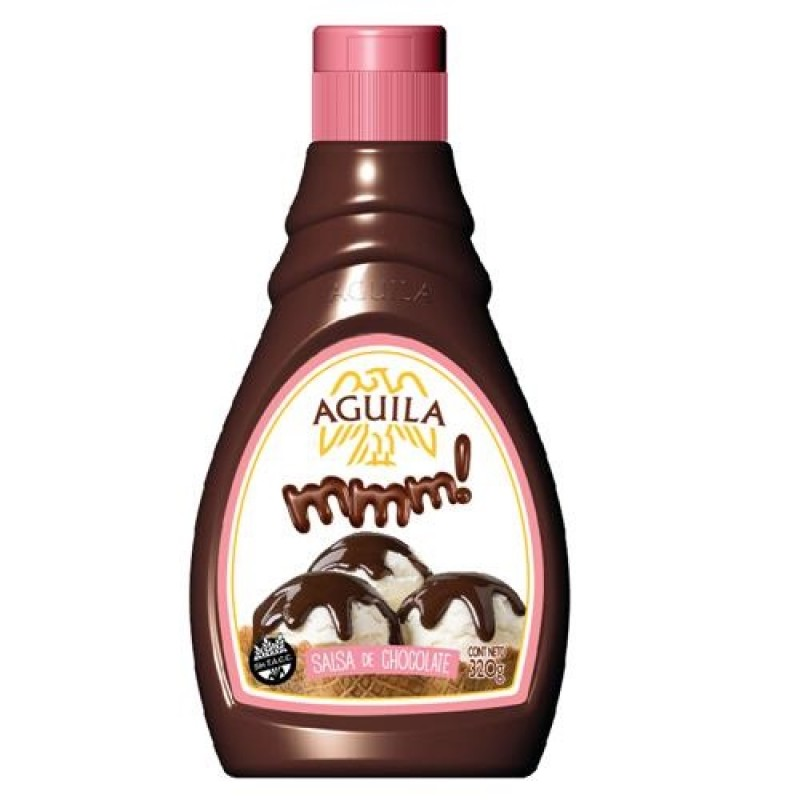 Aguila Salsa de Chocolate 320gr