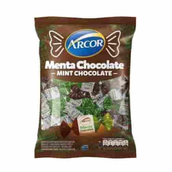 Arcor Caramelos Menta Chocolate 715gr