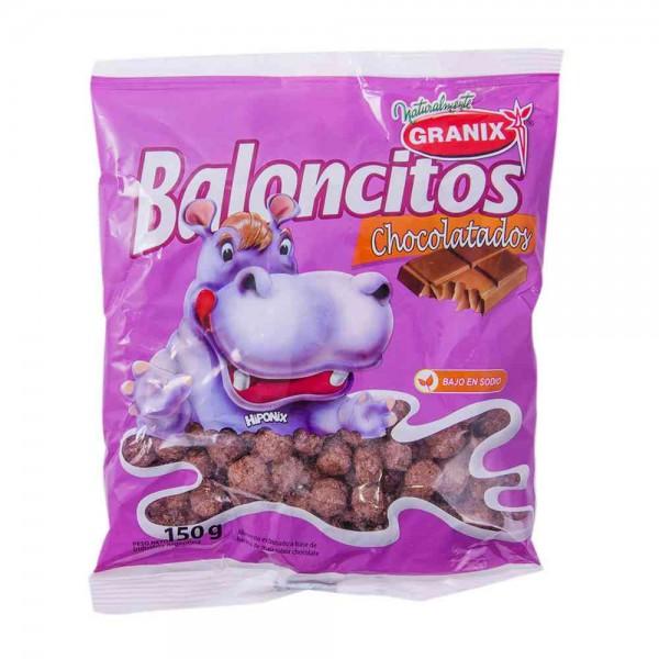 Granix Baloncitos Chocolatados 150gr