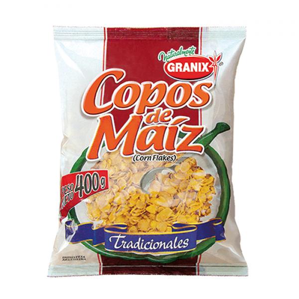 Granix Copos De Maiz Tradicionales 400gr