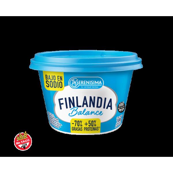 Finlandia Queso Untable Balance 180gr
