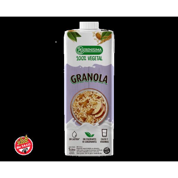 La Serenisima Alimento Vegetal A Base De Granola 1L