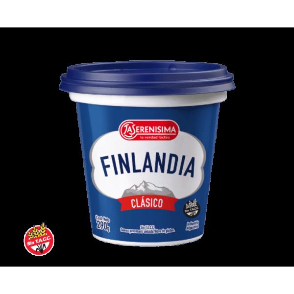 Finlandia Queso Untable Clasico 290gr