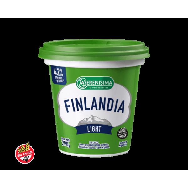 Finlandia Queso Untable Light 290gr
