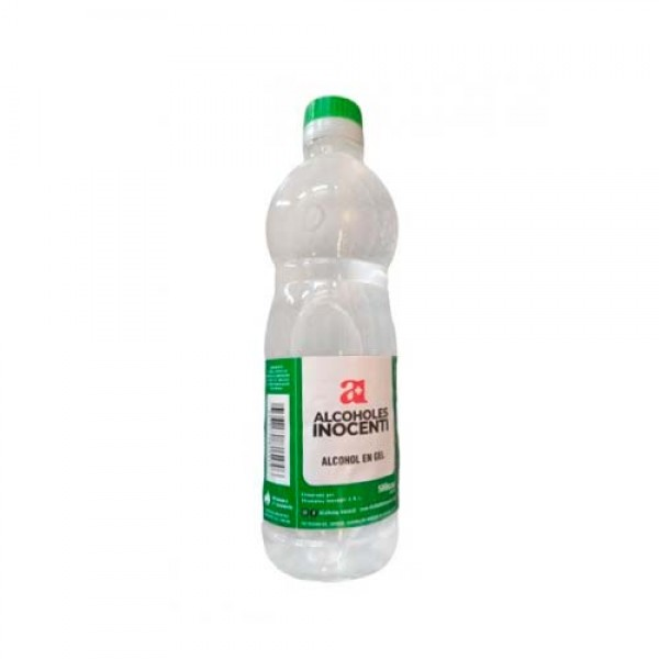 Alcoholes Inocenti Alcohol En Gel 500ml